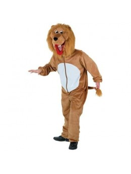 Déguisement Lion mascotte