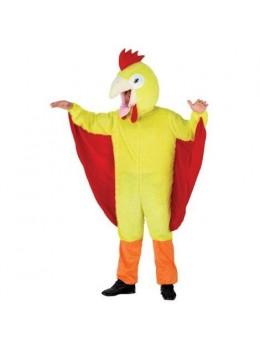 Déguisement mascotte poulet