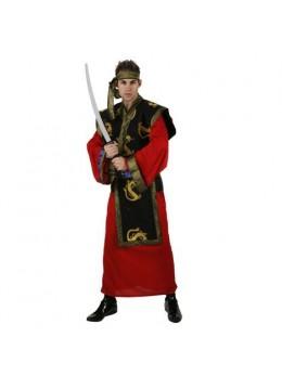 Déguisement Samourai rouge