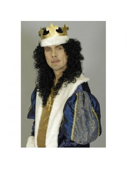 Déguisement roi Henry Deluxe
