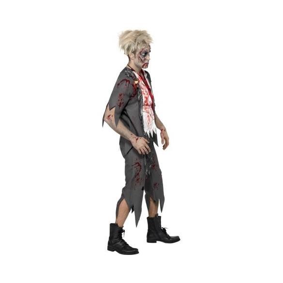 Déguisement zombie écolier