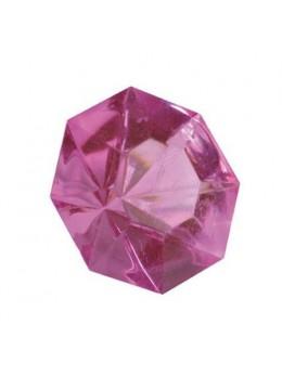 16 Diamant de déco fuchsia
