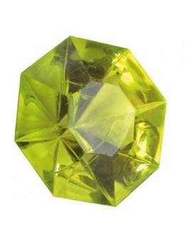 Diamant déco vert anis