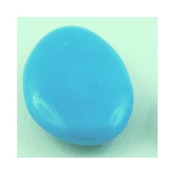 Dragées 1Kg chocolat turquoise