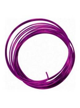 Fil métal violet 12m