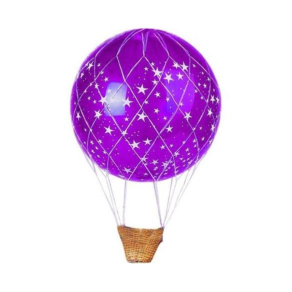 Filet montgolfière