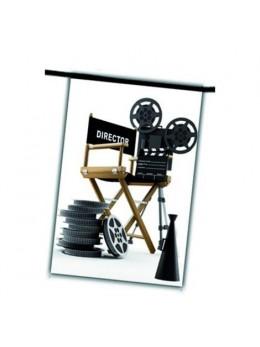 Guirlande cinéma Director 4m