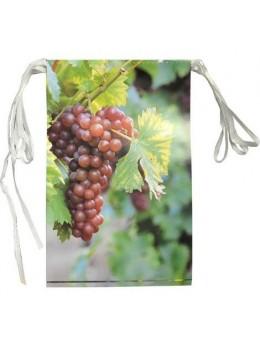 Guirlande raisin rouge 4m