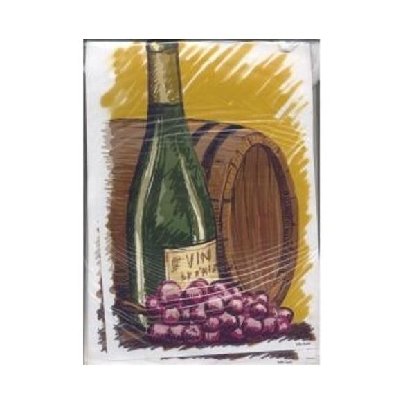 Guirlande thème Fête du vin