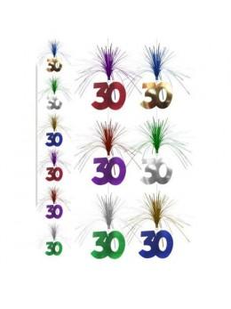 Guirlande verticale 30 ans