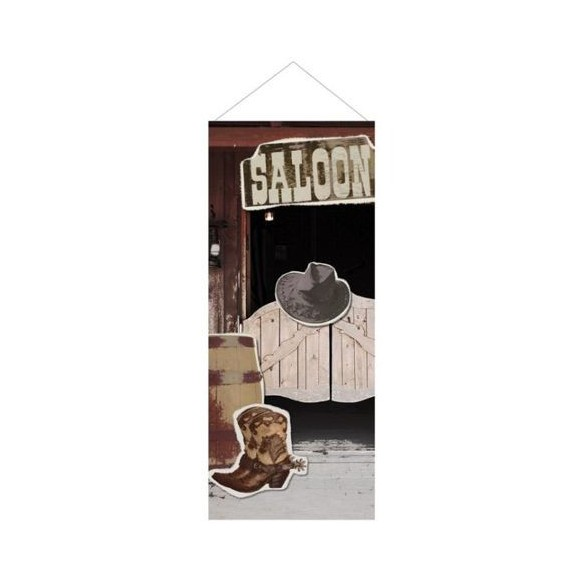Kakemono Saloon 2m40