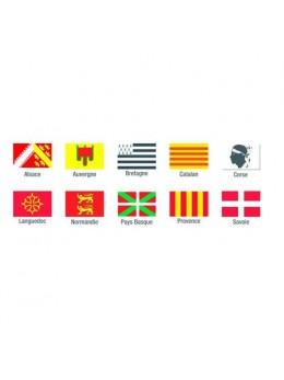 Kit déco régions Corse