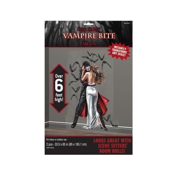 Poster morsure du vampire