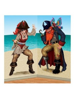Lot 2 posters pirate