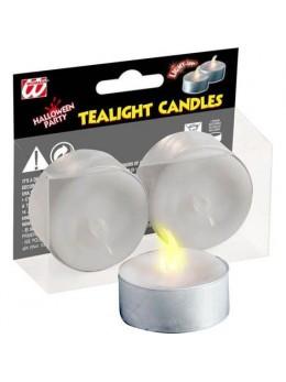 Lot de 2 Bougies LED