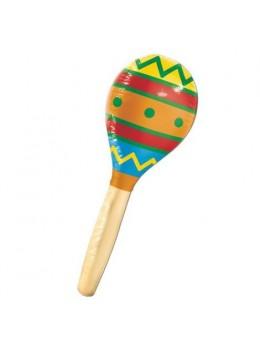 Maracas gonflable 76cm