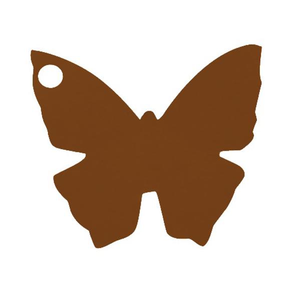 10 Marque place papillon chocolat