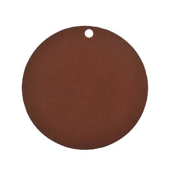 10 Marque place rond chocolat