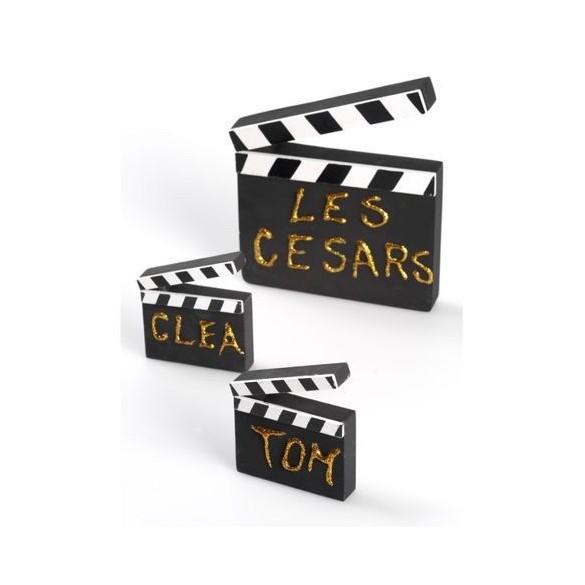 Marque table Cinéma