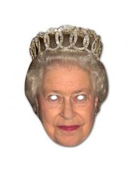 Masque Reine D' Angleterre