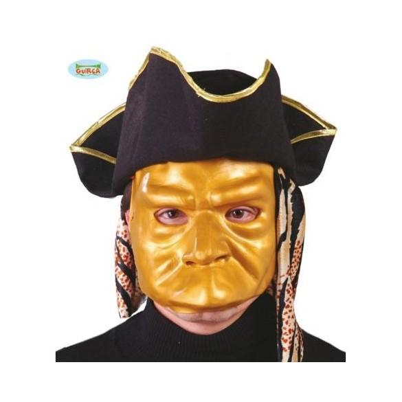 le magasin tout à fait stylé super promotions Masque Venise latex + chapeau