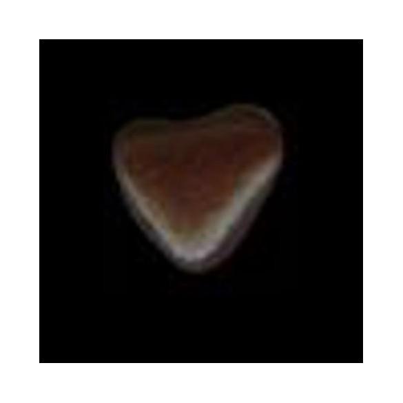 mini coeur chocolat 500g