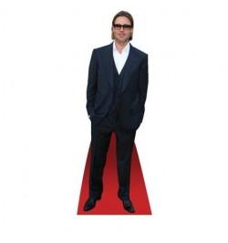 Centre de table Silhouette Brad Pitt