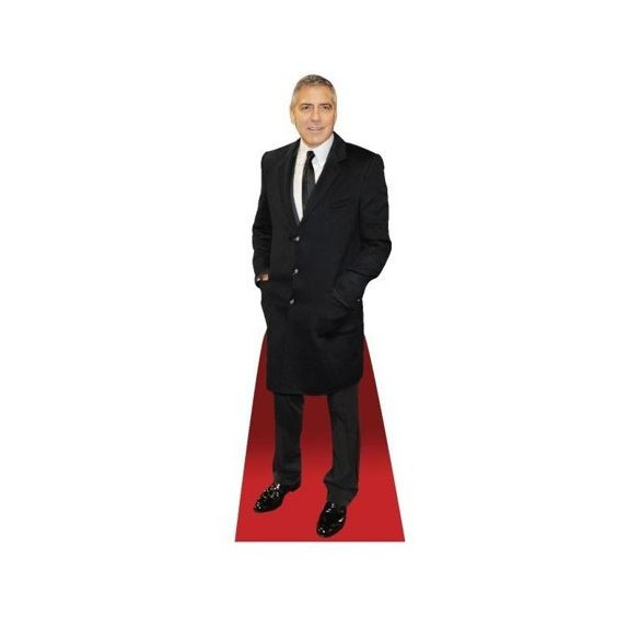 Centre de table Silhouette George Clooney
