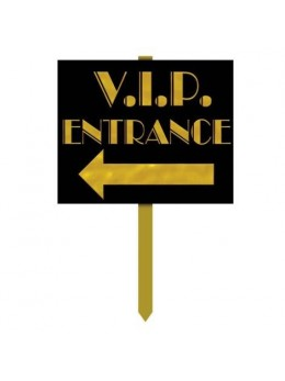 Pancarte VIP entrance