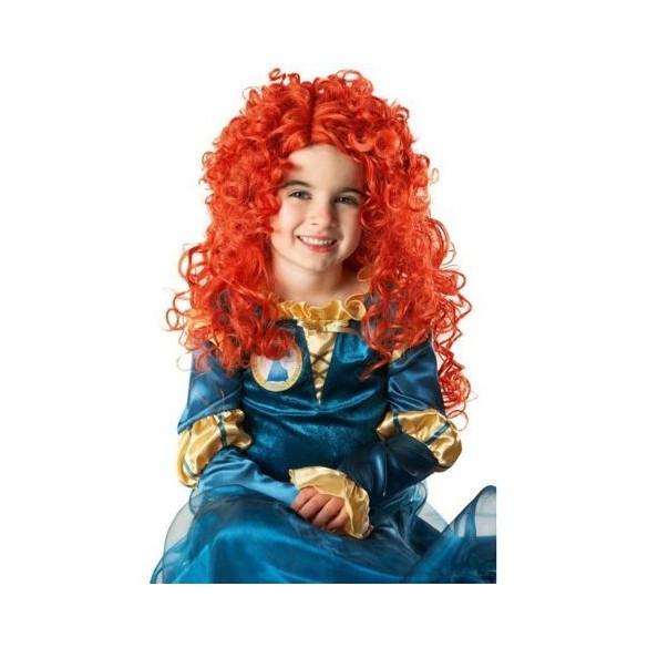 Perruque Princesse Rebelle
