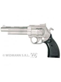 Pistolet gangster plastique