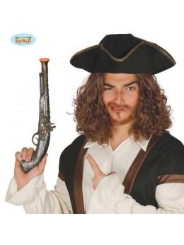 Pistolet pirate vieilli