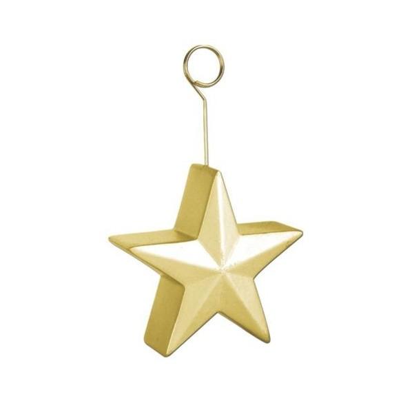 Porte nom étoile or