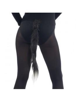 Queue de chat noir