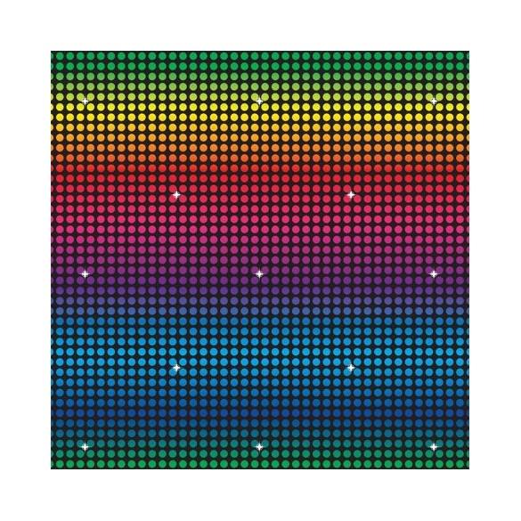 Rouleau déco Disco Dots