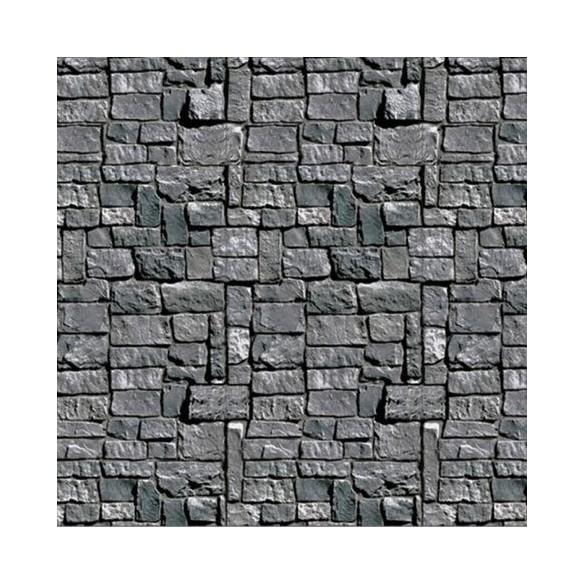 Rouleau déco mur chateau