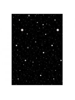 Rouleau déco nuit étoilée