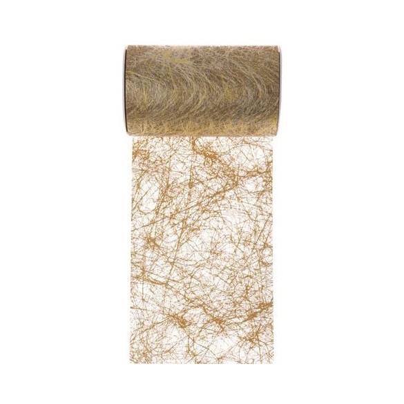 Ruban fibre or