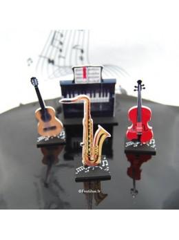 4 marques places musique