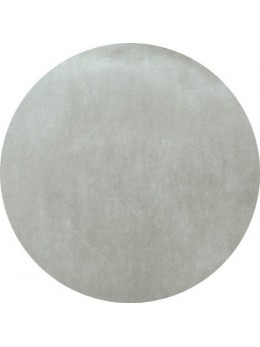 50 Sets de table rond gris