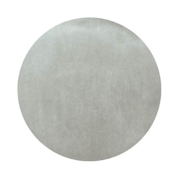 50 Sets de table rond gris