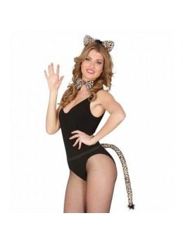 Set déguisement léopard