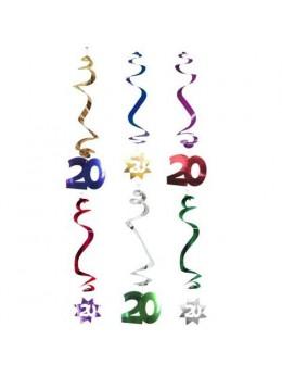 6 Suspensions age étoile 20 ans