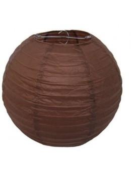 lampion ballon géant chocolat