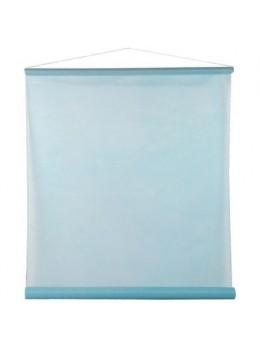 Tenture bleu clair 25m