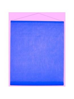 Tenture bleu roi 25m