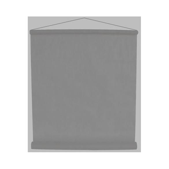 Tenture gris foncé 25m