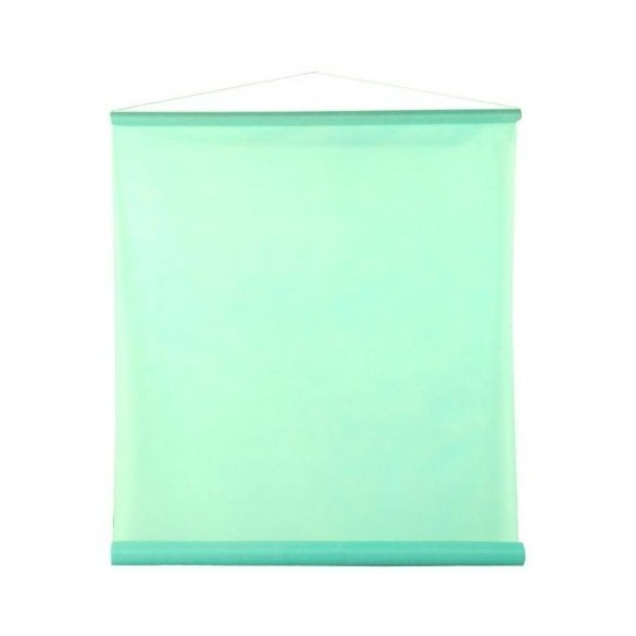Tenture vert pastel 25m