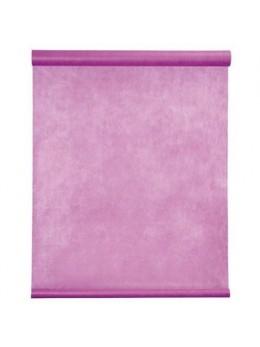 Tenture violet 25m