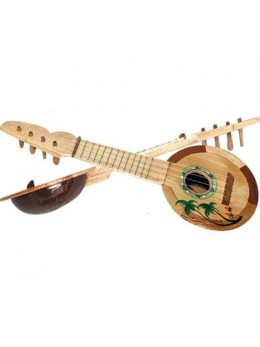 Ukulele bois type coco